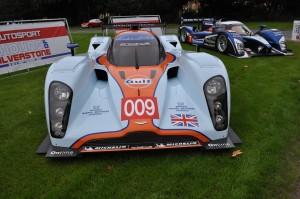 Le Mans Aston at Chelsea Autolegends 2011