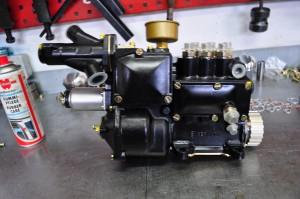Beautifully refurbished Bosch MFI metering pump