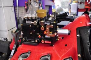 MFI fuel Metering pump