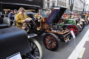 Regent Street Car Show - Nov 2012