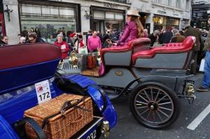 Regent Street Motor Show - Nov 2012