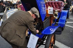 Minor adjustments. Regent Street Motor Show - Nov 2012