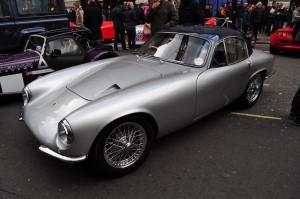 Lotis Elite. Regent Street Motor Show - Nov 2012.