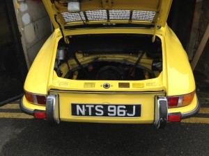 It had an engine when I brought it in - honest!