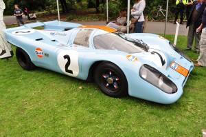 """Steve McQueen's Porsche 917 from the film """"Le Mans"""" - Chelsea Autolegends Sep 2010"""