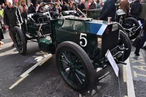 Another racing Napier. 4 cylinder, 100hp!!!