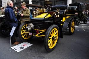 1903 Wolsley. 2 cylinder, 10hp.
