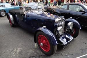 Pre-War Aston