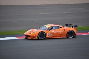 8 Star Motorsports Ferrari F458 Italia
