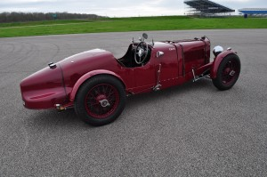 LM15 - one of the 1934 Aston Martin Ulster Le Mans Team Cars