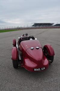 1934 Aston Martin Ulster Le Mans Team Car