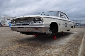 """""""Beware of low-flying 1963 Ford Galaxies""""!"""