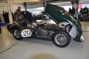 1959 Tojeiro Jaguar - a beautifully prepared car