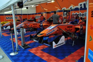 F3 cars at the WEC 6 Hours of Silverstone