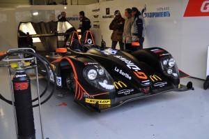 G-Drive Racing Morgan Nissan