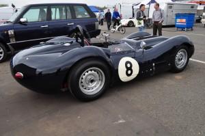 1959 Knobbly Bodied Lister Jaguar
