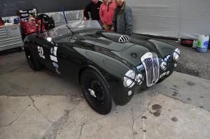 1952 Frazer Nash Targa Florio