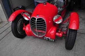1935 Maserati 4CS