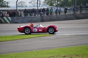 Delicate but potent 1959 Maserati T61 Birdcage