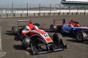 Bent F3 cars