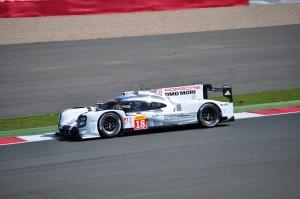 2nd place Porsche 919 Hybrid