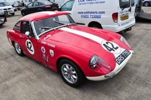 MG Midget 1293cc 1965 with Ashley bonnet and fastback hardtop