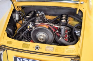 My 911 engine
