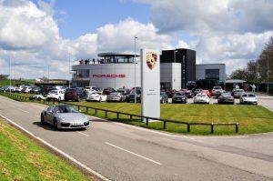 Porsche Experience Centre at Silverstone