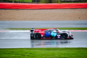 Sleety Saturday qualification for ELMS