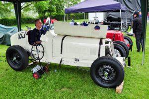 E.R.A. R7B 1500cc Supercharged 1935
