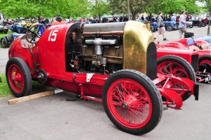 1910 Fiat S76 - the Beast of Turin!