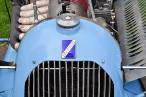 Darracq badge