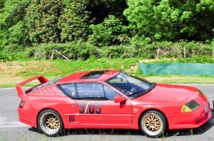 Renault Alpine GTA 2500cc Turbo 1986